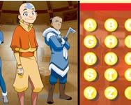 Avatar játékok szókirakós játékok
