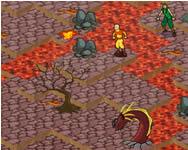 Avatar mászkálós játék