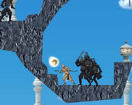 Last airbender elemental battles online játék