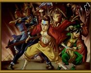 Puzzle Mania Avatar the Last Airbender játékok ingyen